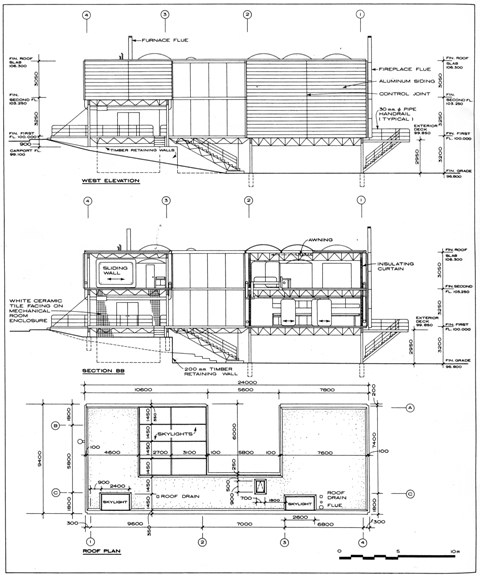 Hanoi eregulations for Construction drawings and details for interiors